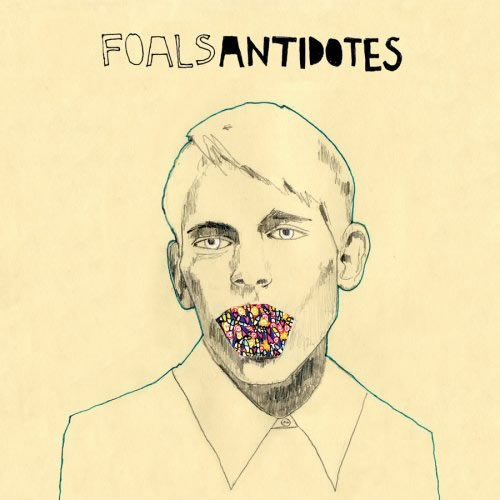 Foals — Antidotes 2008 Cover
