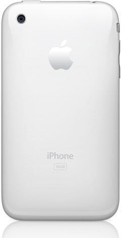 Apple iPhone 3G 16Gb white